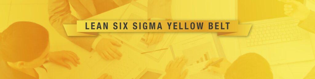 LSS Colorado - Lean Six Sigma Yellow Belt